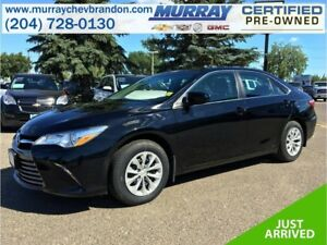 2016 Toyota Camry LE FWD *Backup Camera*