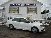 2013 Volkswagen Jetta 2.0L HTD SEATS!! A/C!! CRUISE!! PW PL LOAD