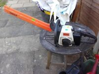 stihl hedge cutter hs60av