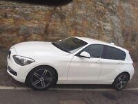 BMW 1 series 116 turbo sport