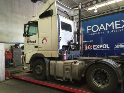 USED TRUCK PARTS, MERCEDES FREIGHTLINER VOLVO KENWORTH SCANIA Campbellfield Hume Area Preview