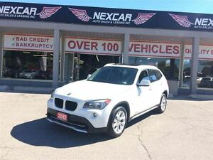 2012 BMW X1 AUT0 AWD LEATHER PANORAMIC ROOF 111K