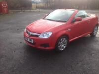 06/06 VAUXHALL TIGRA 1.4 TWINPORT 2DR COUPE CABRIOLET