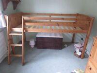 Thuka mid sleeper cabin bed