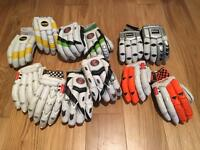 Cricket equipment - various (men's & junior)