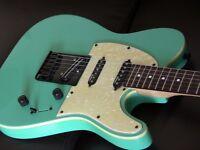 Charvel Telecaster guitar