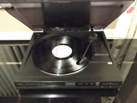 Goodmans full size turntable is very good working order
