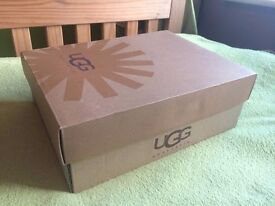 Ugg Boots (Women) - Size 5, Classic Short in Chestnut