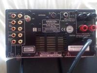 Onkyo Cr715 Dab + Q acoustics 1010 speakers