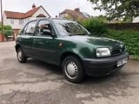 Nissan micra LOW MILES, FULL SERVICE HISTORY