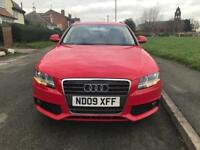 Audi A4 AVANT 2.0 TF 2009. Full service history, low miles, 1 previous owner.