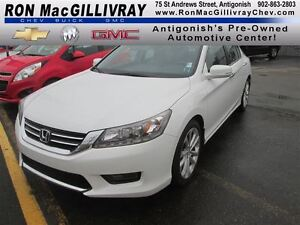 2014 Honda Accord Touring..Leather..6spd Manual..Sunroof!!