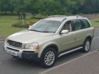 2006 (06) Volvo XC90 2.4TD D5 (185bhp) AWD Executive Estate 5d Geartronic Superb Condition Sat Nav