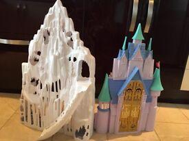 Disney Frozen Castle & Ice Palace play set