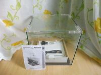 25 Litre Fish Tank - Accessory/Decorative Packs Also Available.
