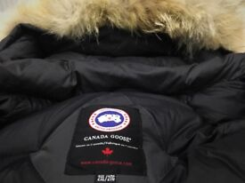 Classic Canada Goose jacket arctic expedition 2xl (good as new) rrp £1150.