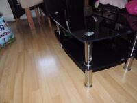 Coffee Table- Frosted Glass Excellent condition