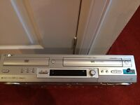 Sony DVD/Video player. Hardly used. new tv doesn't have scart connection.