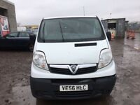 Vauxhall vivaro 2007 year spare parts available