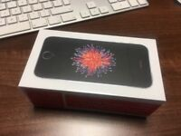 iPhone SE 32GB SIM Free Space Grey Brand New Sealed Unopened