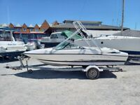 Maxum 1800mx Bowrider (2005) speedboat