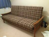 Settee bed good condition