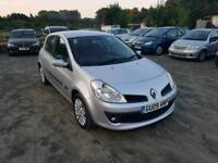 Renault Clio 1.4L Dynamic 5dr diesel 2009 long mot full service history excellent condition