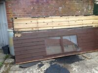 10 FT X 8FT GARDEN SHED