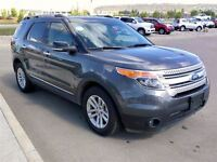 2015 Ford Explorer XLT LEATHER HEATED SEATS 7 PASSENGER
