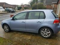 VW GOLF 1.6 TDI SE BLUEMOTION