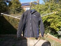Black No Fear Ski/Outdoor Jacket - Age 13 yrs