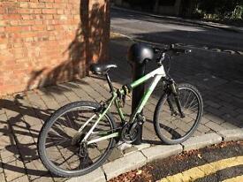 Nakamura Bicycle with Helmet