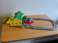Thomas The Tank Engine Tidmouth Sheds Playset