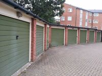 Secure single garage on gated estate in Camden Town. £195 pcm long-term let for car-parking