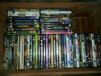 Carboot Joblot bundle of dvd's