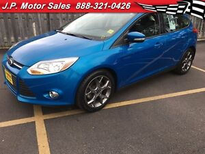 2013 Ford Focus SE, Automatic, Leather, Sunroof