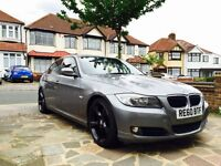 BMW 3 Series 2.0 320d EfficientDynamics 4dr 2010 (60 REG)