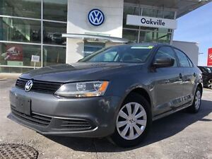 2013 Volkswagen Jetta TL+/HEATED SEATS/1 OWNER!
