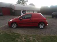 2009 Peugeot 207 Van 1.4 HDI * No Vat *