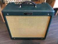 Fender Blues Junior III Limited Edition Emerald Green Cannabis Rex Speaker