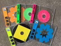 Gay Dad 5CD Singles Set