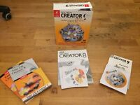 Roxio Easy Media Creator 9 Suite (also includes Creator 5 and 8)