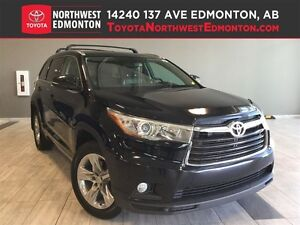 2014 Toyota Highlander Limited | AWD | Nav | H/C Leath Seats | P
