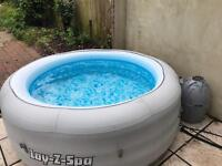6 Person Hot Tub Hire, excellent rates, suitable all occasions