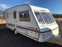 Swift Challenger 470 SE 2/berth 1998 16ft full awning px welcome
