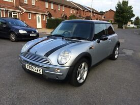 MINI COOPER 1.6, PEPPER PACK, 12 MONTH MOT, NEW BRAKES DISC'S AND PADS ALL ROUND