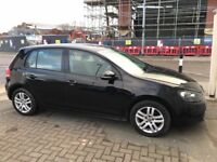Golf mk6 1.6tdi damaged driveable