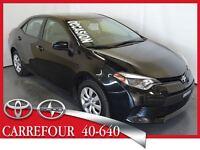 2014 Toyota Corolla LE CVT Gr.Electrique+Air