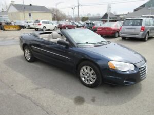 2006 Chrysler Cabriolet Sebring LIMITED