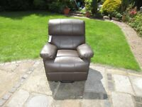 CHAIR - Mechanically Lift's you UP and out - great for the elderly, comfortable, quiet.